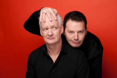 Colin Mochrie and Brad Sherwood - The Scared Scriptless Tour