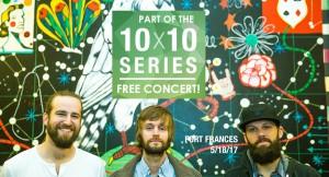 Free Concert Graphic