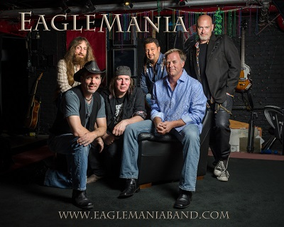 """Eaglemania """"The World's Greatest Eagles Tribute Band"""""""