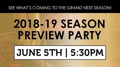 18-19 Season Preview Party